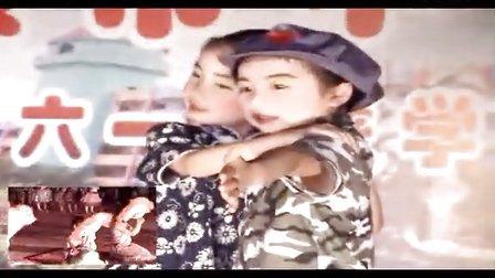 2010年6月钟佳琪舞蹈《永远的映山红》