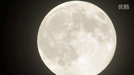 唯美--超级月亮