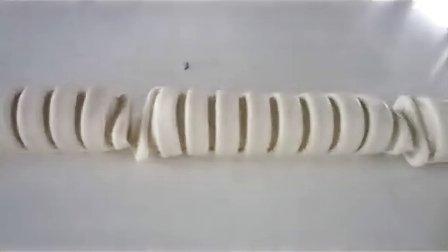 合肥文鼎毛毛虫面包生产视频