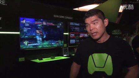 GRID 云端游戏登上NVIDIA® SHIELD™