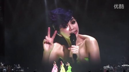 20130623 SHE《2GETHER 4EVER》演唱會 歌迷準備安可