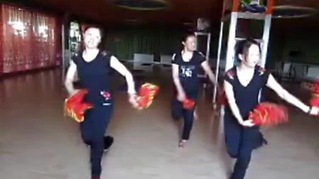 舞蹈----手绢花