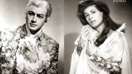 """Franco Corelli Roberta Peters sing """"Verranno a te sull aure"""""""
