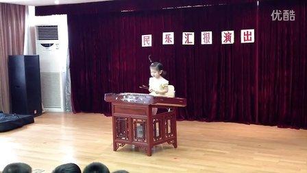 肖凌菲:扬琴独奏《东北名歌》_tan8.com