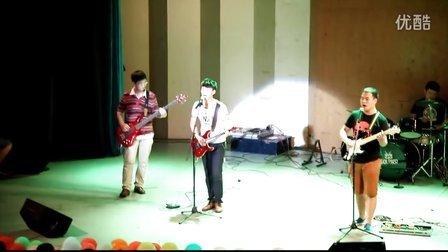 曲师大毕业季 第九季节乐队《老男孩》