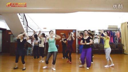 深圳舞蹈网福田校区印度舞培训班学员课间实录《印度舞》