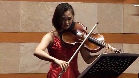 巴赫 恰空 杨璟中提琴独奏