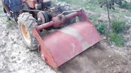 小型旋耕机