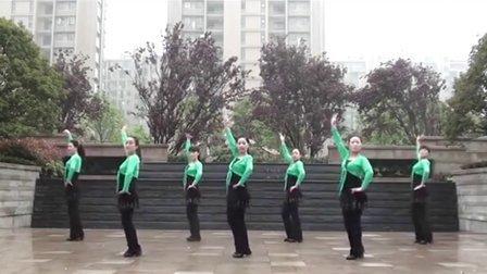 健身广场舞全集:蓝色的蒙古高原