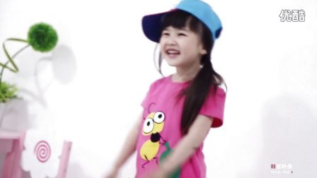 MiniZaru夏装新款男女童圆领卡通短袖T恤ZR3053商品视频