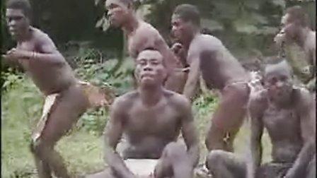 世界非物质遗产---中非的阿卡俾革米部落的复(多)音合唱