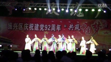 """丽梅舞蹈队""""炫舞民风""""-丹东振兴区"""