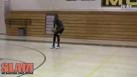 长滩州立大学锋卫摇摆人James Ennis 2013 NBA选秀训练视频