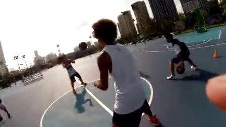 CL高强度控球训练