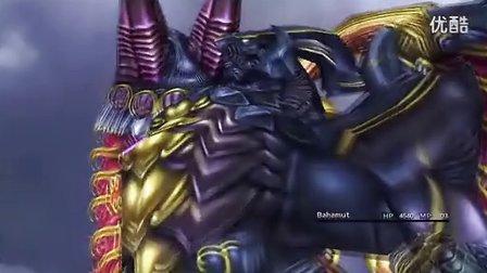 《最终幻想10_10-2高清版》E3宣传片