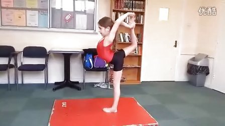 Becky - Contortion- Age 8