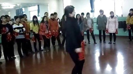 手绢花舞蹈