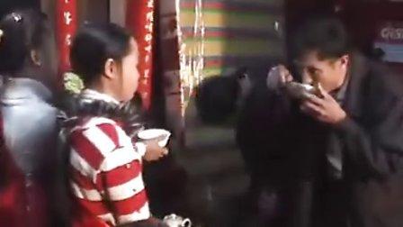 广西融水县同练乡瑶族婚礼
