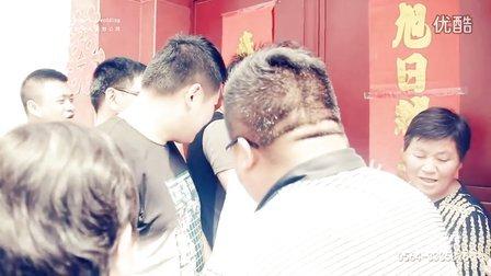 2013.6.13六安沃尔特大酒店婚礼集锦
