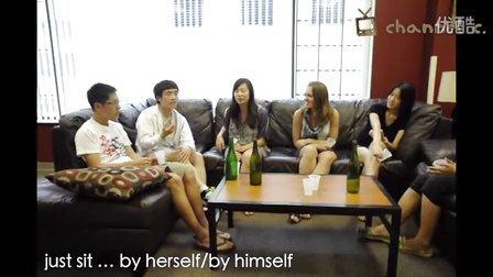 花絮:中文名字的尴尬