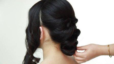 新娘妆,新娘跟妆造型,杭州化妆培训,杭州城域彩妆影像培训学校