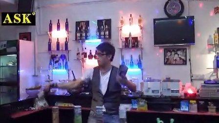 ASK 奥斯卡调酒师培训学校徐震霖毕业视频