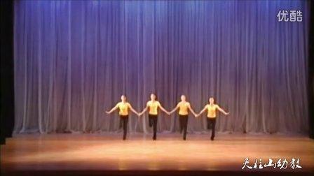 幼儿舞蹈:春晓(亲子舞蹈系列)
