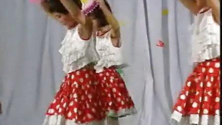 幼儿园优秀舞蹈VCD1-05.七色光之歌