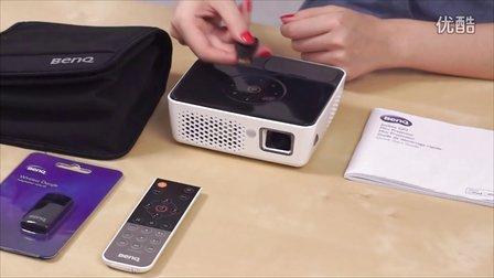 数字客厅新玩具:BenQ Joybee GP3全能型袖珍投影仪使用评测