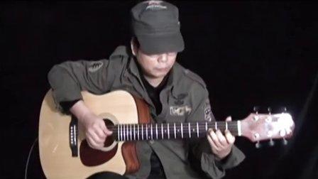 【阿涛吉他教程】04朋友别哭+阿涛吉他独奏DVD