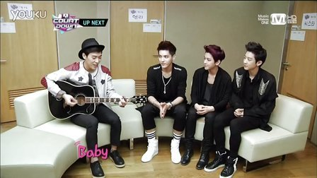 20130704【Mnet MCountdown】EXO Backstage+UpNext