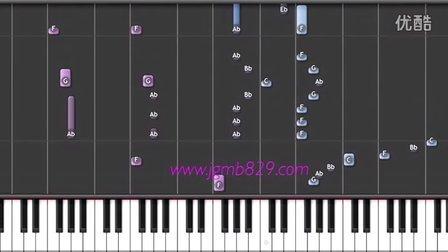 EXO (엑소) - Black Pearl (Piano)