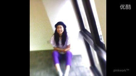 香港歌手Karene麥貝夷被外星人綁架pinkwork短片 [ Radio Art ]