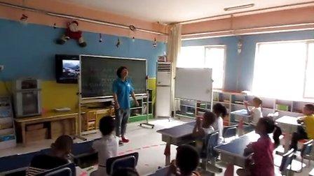 学前一班--拼音识字展示课