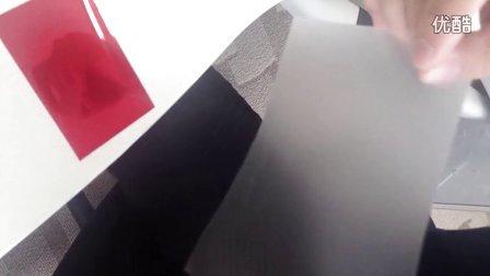 STM92公分亚光电镀制作简易流程