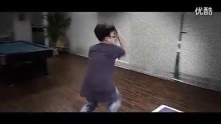 乒乓球特技视频
