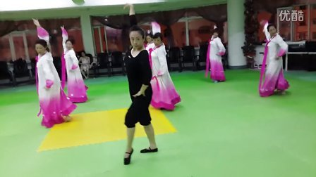 纪延玲舞蹈教室——阿里郎