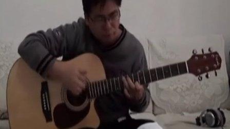 【阿涛吉他教程】19迟来的爱++阿涛吉他独奏DVD