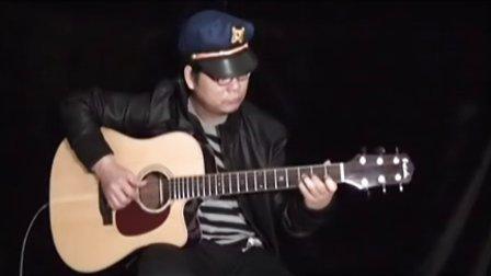 【阿涛吉他教程】23+心雨+阿涛指弹独奏DVD