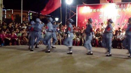 红色娘子军 广场舞 江西省九江市浔阳区金鸡坡社区