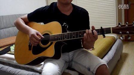 陈绮贞版《表面的和平》—吉他弹唱