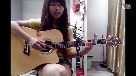 曾轶可  夜车  吉他教学【Jonisia】