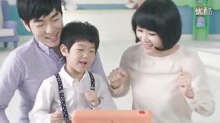 【爸爸去哪儿啊】李钟赫 李俊秀 学习机广告 拍摄花絮