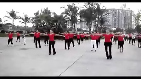 广场舞情人桥 广场舞教学