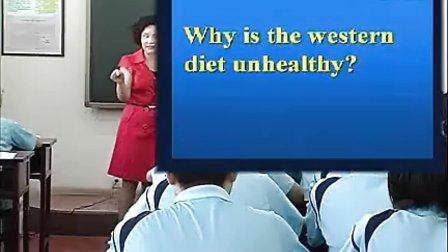 h5972高一英语优质课展示《Unit 2 Healthy Eating》上