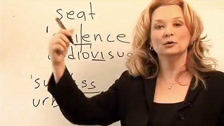 英语口语发音-美式英语之26-LISA美语原版视频