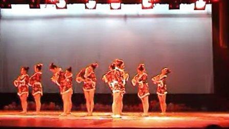 十朵花  女子现代群舞