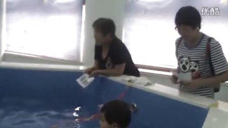 中国第六届婴儿游泳大赛预赛标准视频(25-30个月)