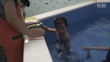 中国第六届婴儿游泳大赛预赛标准视频(31-36个月)