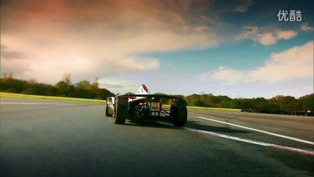 TG 赛道测试 BAC MONO 单座位赛车